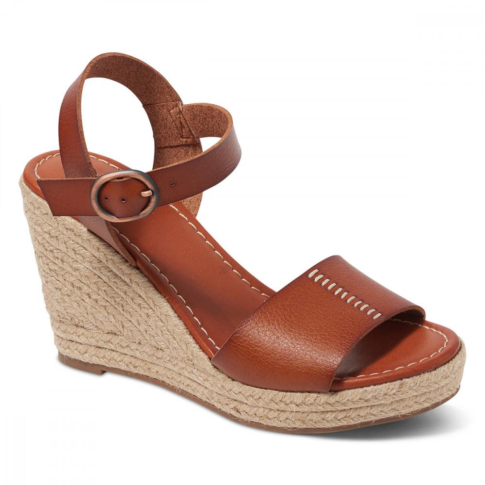 ELENA 楔型高跟鞋