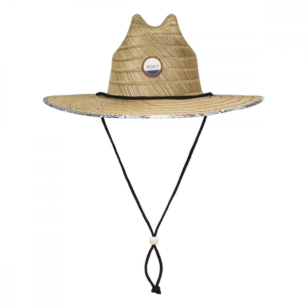 TOMBOY PRINTED 草編帽