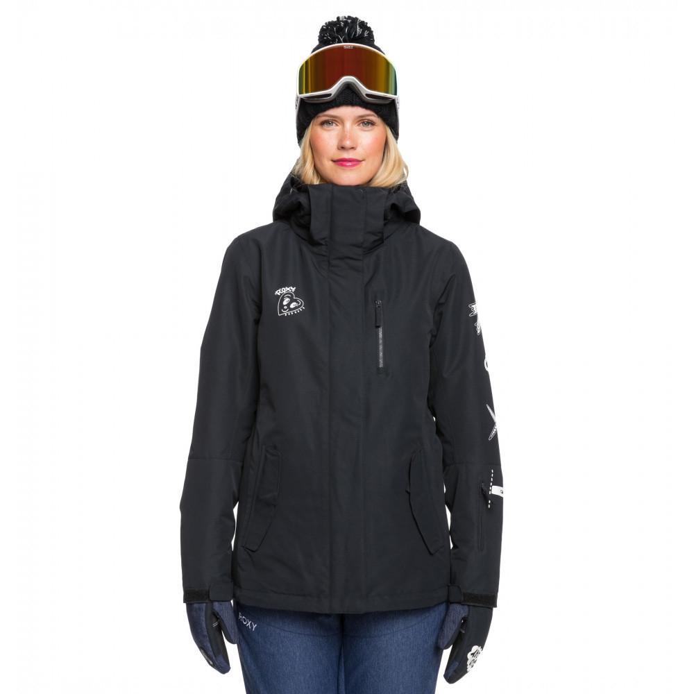 ROXY x Chocomoo JETTY NP JK 聯名專業滑雪外套