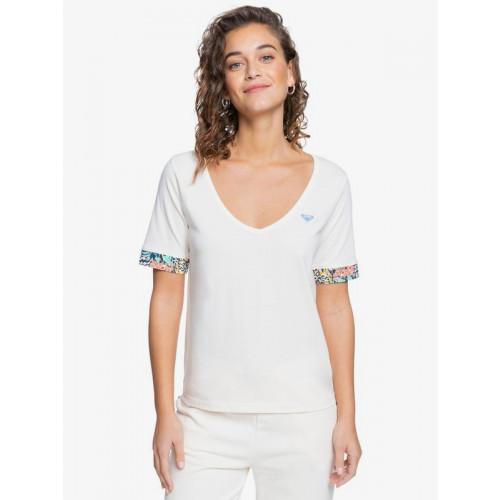 ROXY x LIBERTY MARINE BLOOM YW TEE 環保T恤